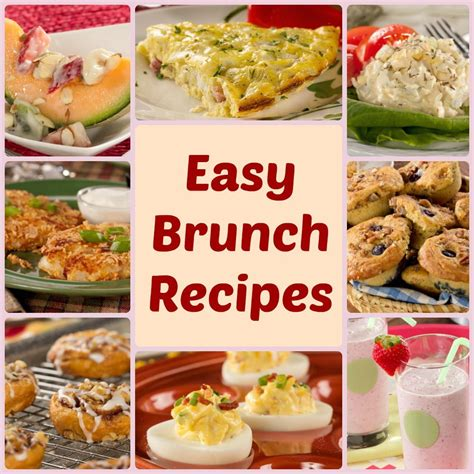 favorite brunch recipes 14 easy brunch recipes you need everydaydiabeticrecipes com