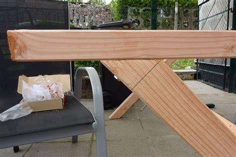 Gartentisch rund holz selber bauen  Gartentisch Selber Bauen Anleitung. gartentisch selber bauen ...