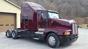 Kenworth T600  2007    Sleeper Semi Trucks