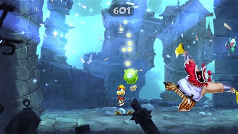 rayman adventures games  android