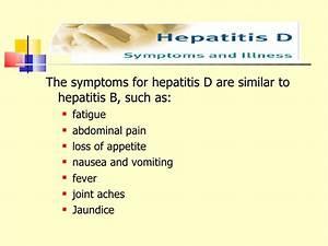 35. hepatitis Hepatitis D