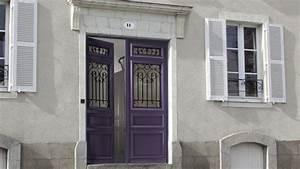 Grille Porte D Entrée : bel 39 m d 39 anciennes grilles sur de nouvelles portes d 39 entr e ~ Melissatoandfro.com Idées de Décoration
