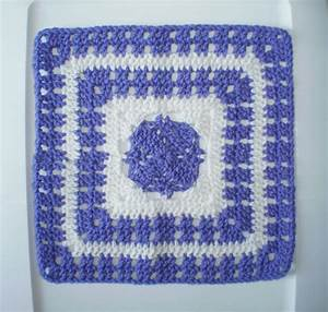 Majesty Square 12 U0026quot  Crochet Square Pattern  U22c6 Crochet Kingdom