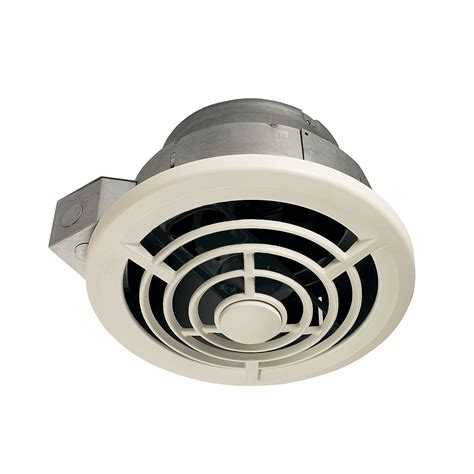 Nutone 8210 8 Inch Vertical Discharge And 7 Inch Round