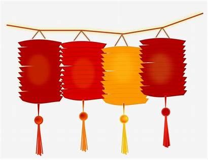 Lantern Diwali Autumn Mid Festival Clipart Lamp