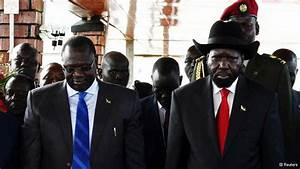 South Sudan's Kiir and Machar profited during war - report ...