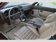 1984 Porsche 944 with 7,500 Miles German Cars For Sale Blog