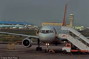 Alliance Air passenger claims she was forced to crawl off ...