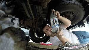 Nissan Frontier Differential Gear Oil Change 2005