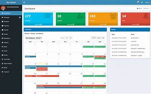free website templates for school management system With template for student management system