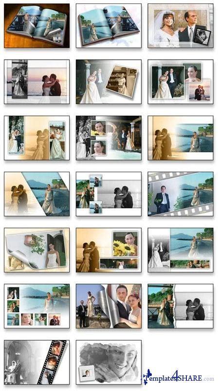 Creative Wedding Album Collection Psd Templates Volumes 1 12 by Creative Wedding Album Collection Volumes 1 12