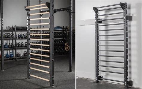 stall bars bar rogue gymnastics ladder gym fitness swedish wall rack wood diy metal mount pull rig training accessories equipment