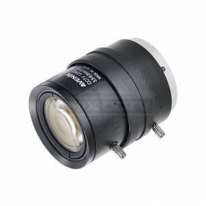 3.5 ~ 8mm Auto-Iris Vari-Focal Lens, CS Mount – UNIX CCTV