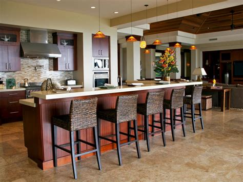 open kitchen with island photos hgtv