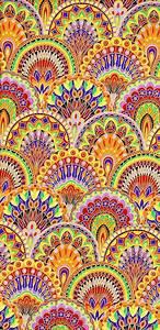 American Hippie Psychedelic Art design Wallpaper   ☮ Art ...
