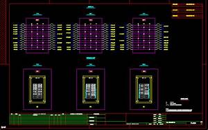 Board Distribution Dwg Block For Autocad  U2022 Designs Cad