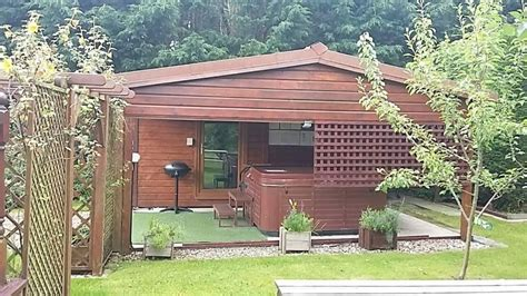 log cabin with tub york owl s nest lodge log cabin with tub updated