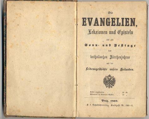 evangelium abc zur volkskunde oesterreichs kunst und