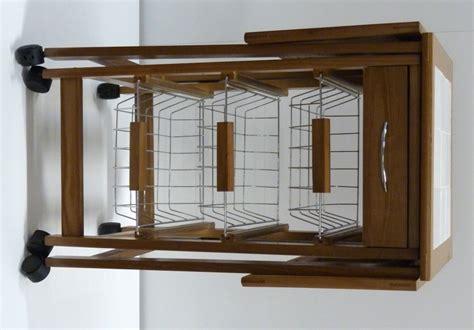 küchenwagen mit arbeitsplatte kesper massivholz k 220 chenwagen beistellwagen obstwagen servierwagen klappbar ebay