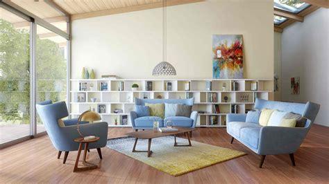 17 Beautiful Mid Century Modern Living Room Ideas You'll Love