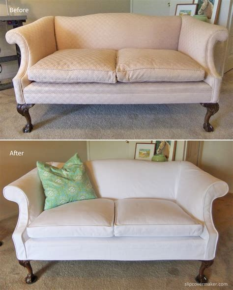 White Loveseat Slipcovers by July 2014 The Slipcover Maker