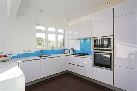 High Gloss Kitchens From Lwk Kitchens