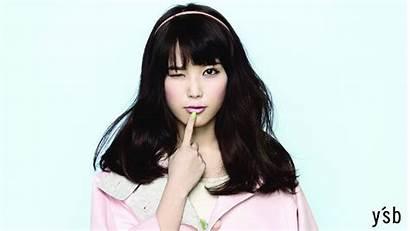 Iu Korean Singer Asian Ysb Wink Brunette