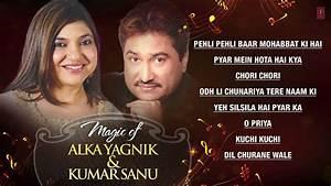 """Magic of """"Alka Yagnik & Kumar Sanu"""" Superhit Bollywood ..."""