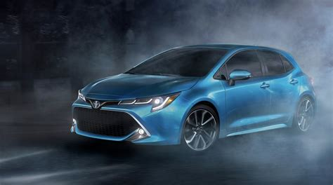 Hatch Is Back! Allnew 2019 Toyota Corolla Hatchback Wows