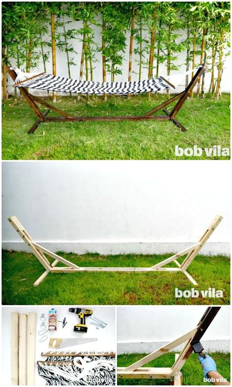Diy Hammock Stands by 15 Diy Hammock Stand Plans You Should Try This Summer