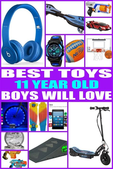best toys for 11 year boys