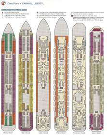 carnival liberty deck plan