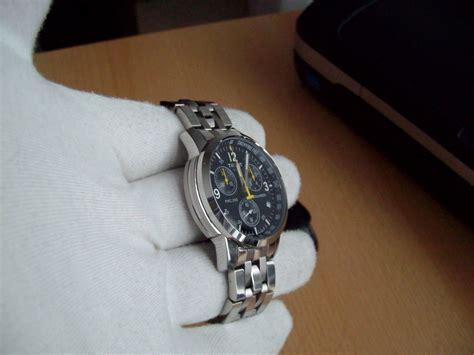 TISSOT PRC 200 mit Eta G10 QuartzWerk UhrForum