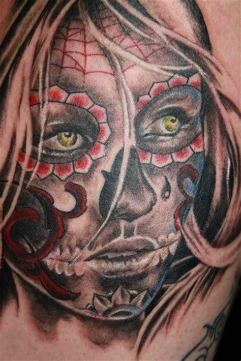 mexikanische tattoos vorlagen tattoos zum stichwort catrina bewertung de lass deine tattoos bewerten