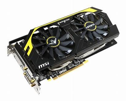 R9 Msi 270x Hawk Radeon Graphics Card