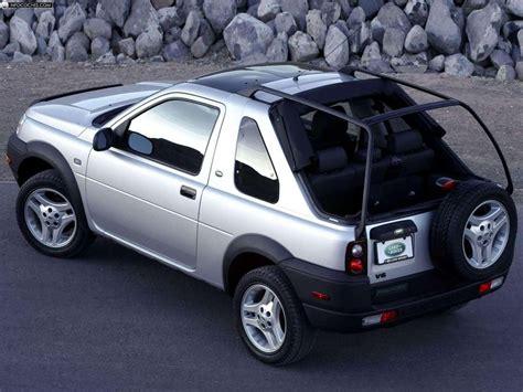 Modifications Of Land Rover Freelander Wwwpicautoscom