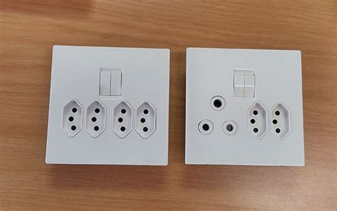 Sa To Get New Electrical Sockets, Plugs