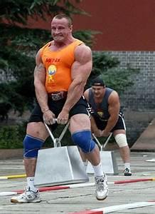 Mariusz Pudzianowski World's Strongest Man, 2002, 2003 ...