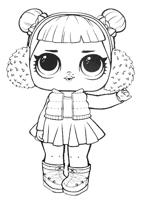 Coloring Lol Dolls by Lol Coloring Pages Lol Dolls For Coloring And Painting