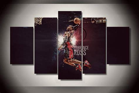 deco basketball chambre achetez en gros basket peinture en ligne à des