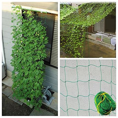 Durable Nylon Trellis Net Netting Plant Support For