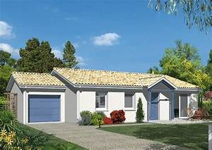 plan maison plain pied 80m2 15 maisons ph233nix With lovely cree sa maison en 3d 2 maison archi constructeur