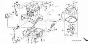 Honda Gx35 Parts List And Diagram