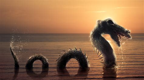 beijing loch ness monster eyed  chinas mysterious