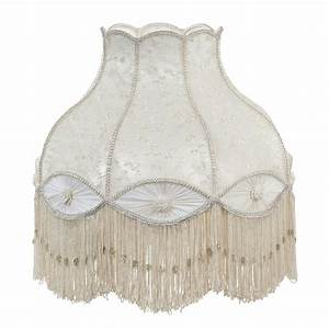 Victorian table or floor lamp shade for White victorian floor lamp