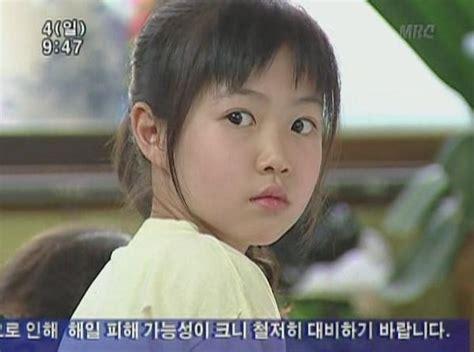 シム ウンギョン 子役