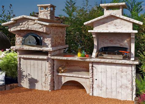cuisine d exterieur cuisine d été d extérieur en avec four à et