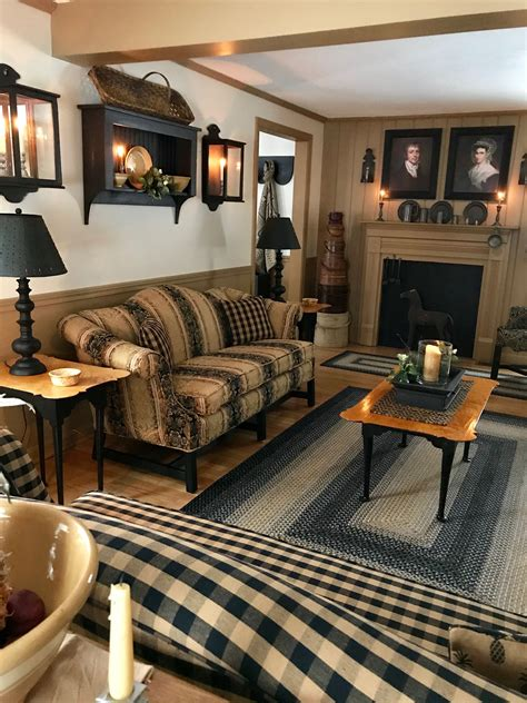Primitive Decorating Ideas For Living Room by I Like This For A Family Room In The Basement Cozy And