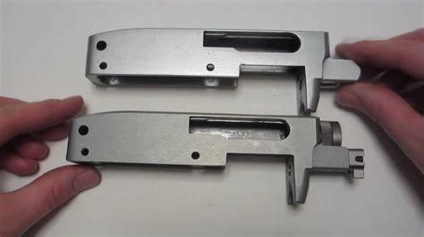 Ruger 1022 Takedown Vs Standard Receiver Comparison