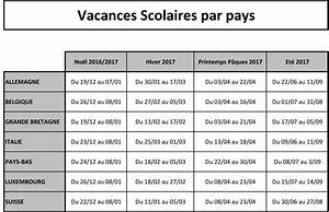 Vacances Scolaires Corse 2016 : vacances scolaires europ ennes 2016 2017 ard che professionnels du tourisme en ard che ~ Melissatoandfro.com Idées de Décoration